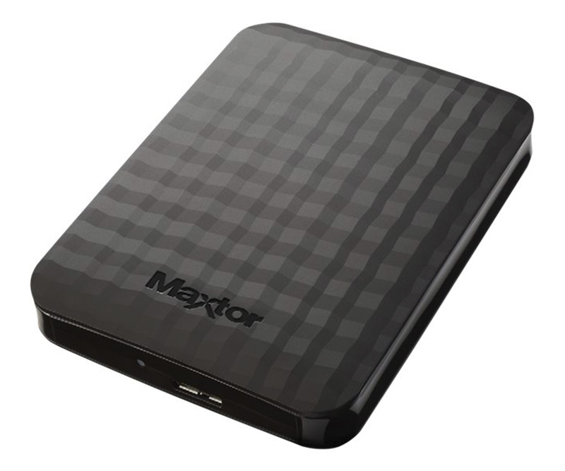 Seagate Maxtor M3 Portable External HDD 500GB USB3