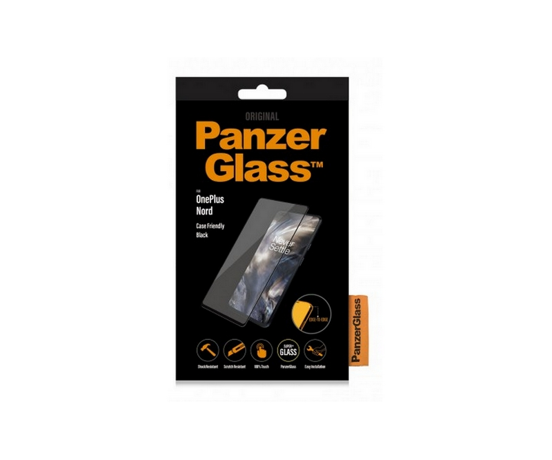 PanzerGlass OnePlus Nord - case friendly