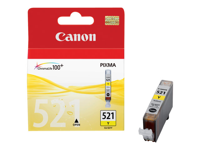 Canon Inkjet CLI-521Y Yellow