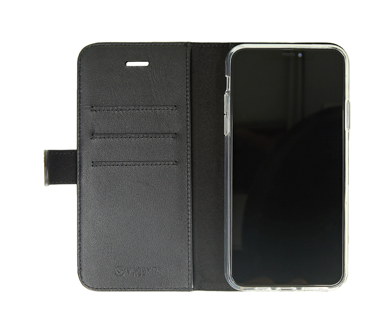 Valenta Booklet Classic Luxe Black iPhone 11 Pro Max