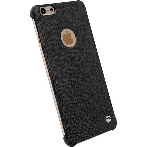 Krusell Malmö TextureCover Apple iPhone 6/6S Plus - Sort