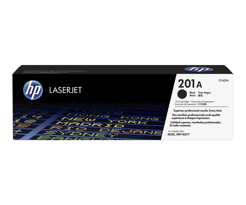 HP 201A Sort 1420 sider