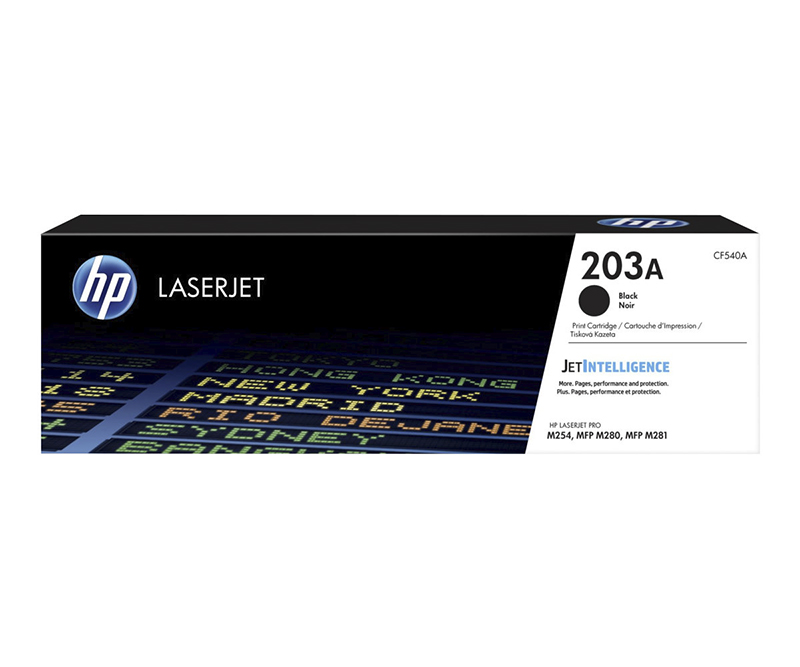 HP 203A Sort 1400 sider