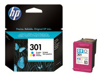 HP 301 Inkjet - Tri Colour