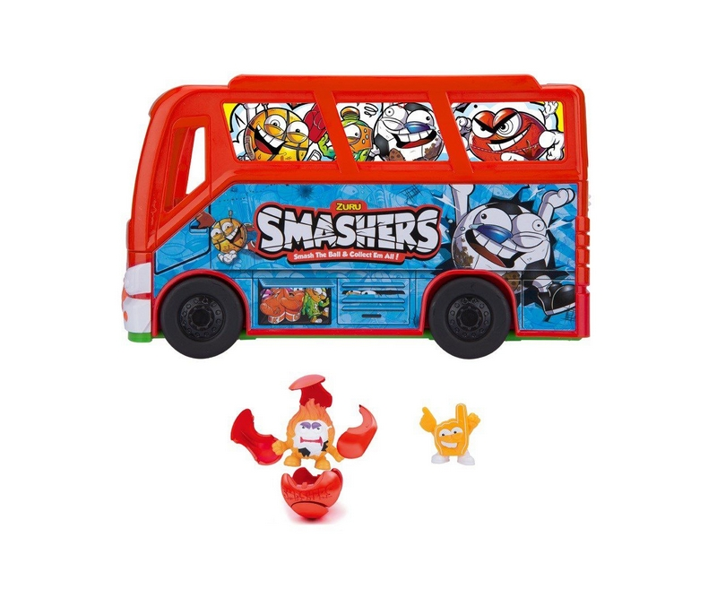 SMASHERS - Fodbold Bus