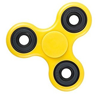 Hand Fidget Spinner Anti Stress Gul