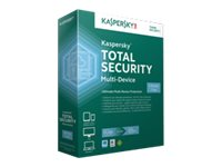 Kaspersky Total Security MD 3 bruger
