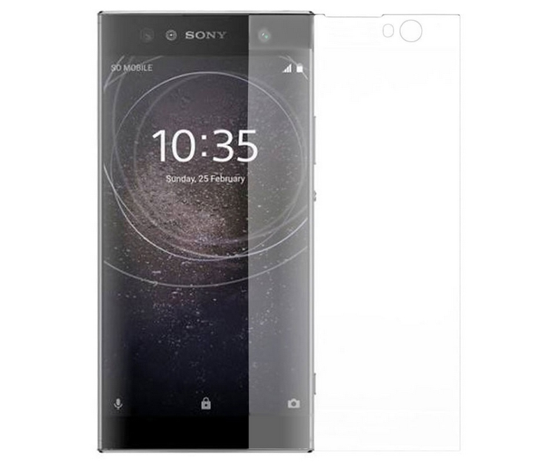 SONY XPERIA XA2 FULL COVER Hærdet glass - 9H - GENNEMSIGTIG