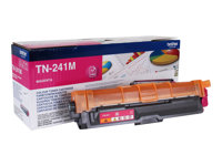 Brother Toner TN241M - Magenta 1.400 sider