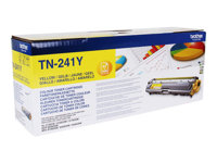 Brother Toner TN241Y - Yellow 1.400 sider