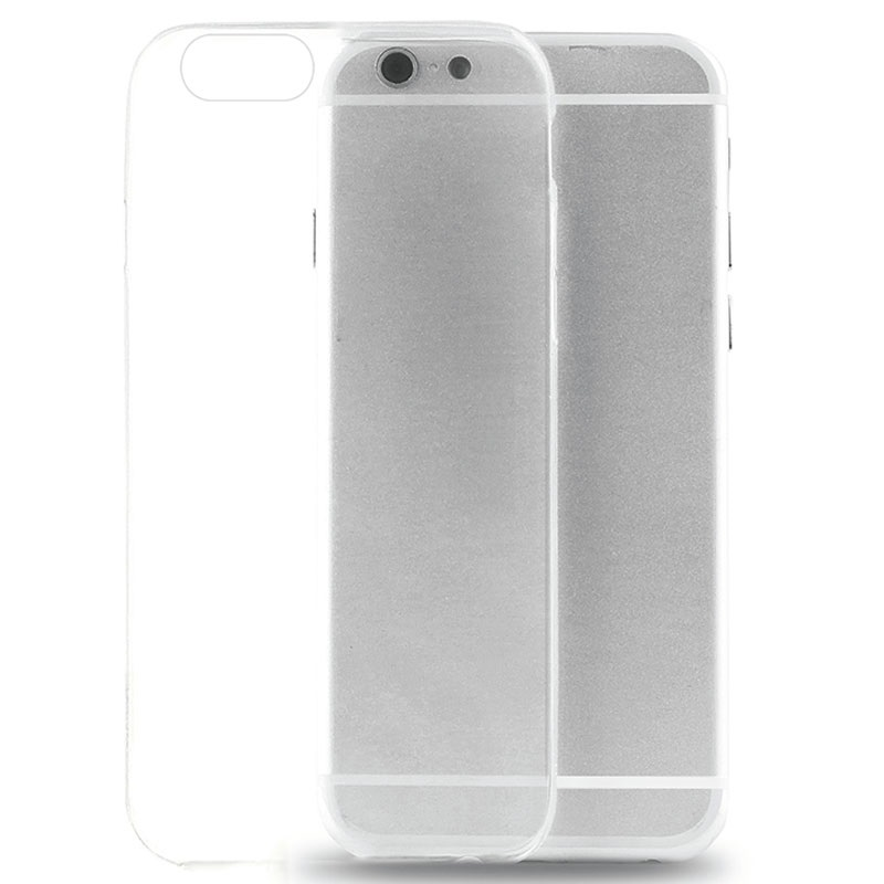 Transparent beskyttelses cover iPhone 6s/7/8